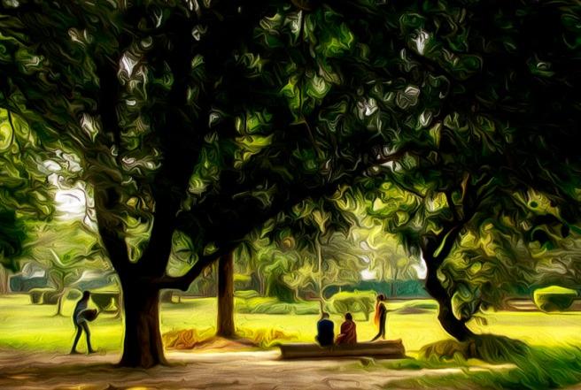 Elliot Park Kolkata
